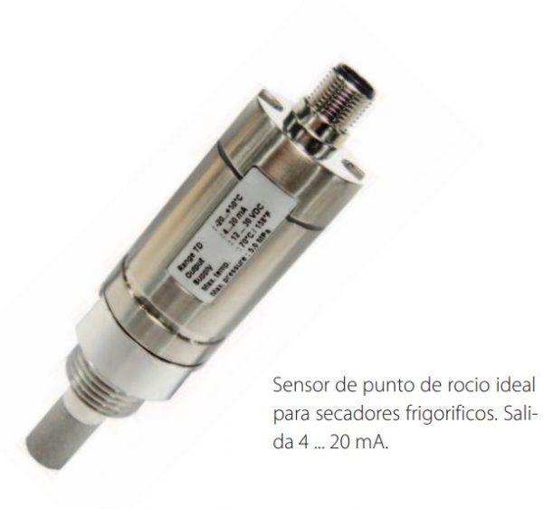 Sensor de punto de rocío S215