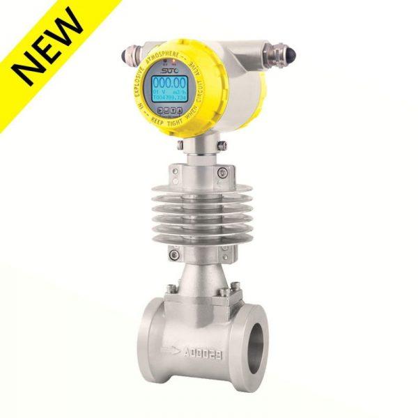 Medidor de caudal Vortex para vapor saturado S435