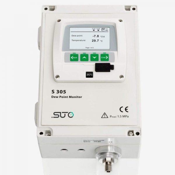 Monitor de punto de rocío S305