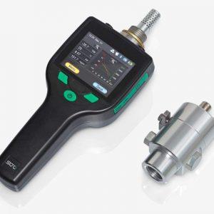 Equipo de mano para presión y punto de rocío S505